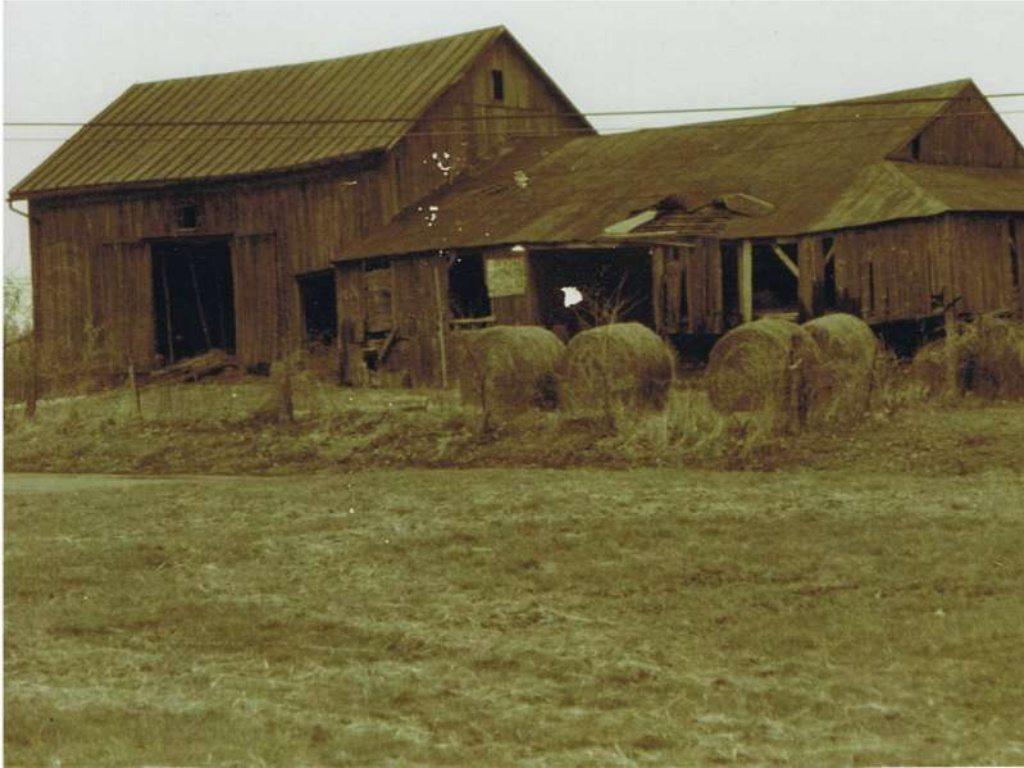 Hay press barn caseys outdoor solutions for Hay pole barns