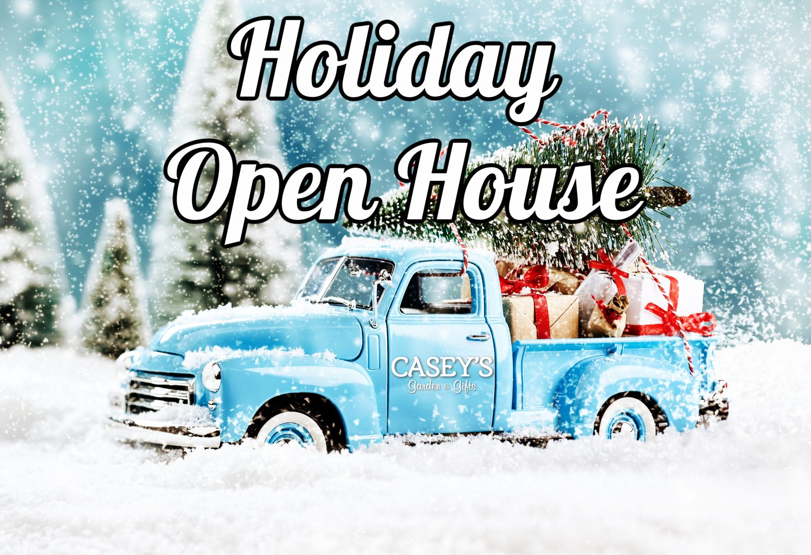Casey's Holiday Open House